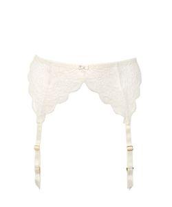 Stella Mccartney   Stretch French Lace Suspender Belt