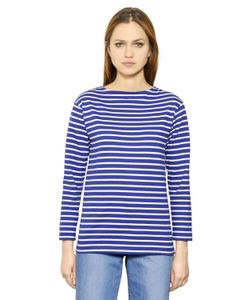 Steve J & Yoni P   Striped Cotton Jersey T-Shirt
