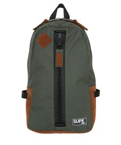 SUPE DESIGN | Day Bag Nylon Ecoleather