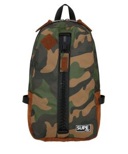 SUPE DESIGN | Day Nylon Bag W/ Zip