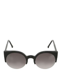 Super | Lucia Cat Eye Acetate Sunglasses