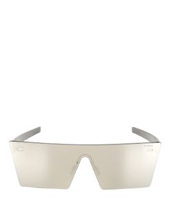 Super | Mirrored Squared Sunglasses