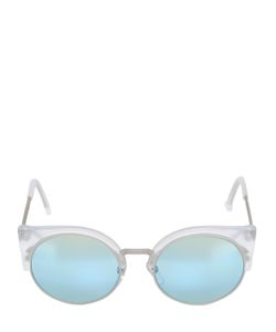 Super | Ilaria Crystal Acetate Sunglasses