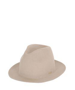SUPERDUPER   Lapin Fur Felt Hat