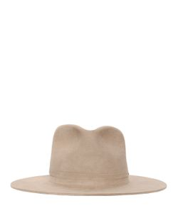 SUPERDUPER | Lapin Felt Brimmed Hat