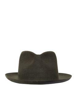 SUPERDUPER   Lapin Felt Brimmed Hat