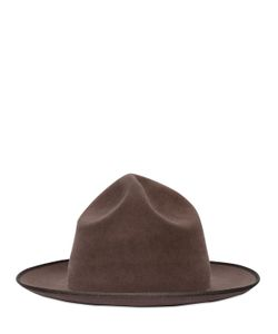 SUPERDUPER | Felt Brimmed Hat