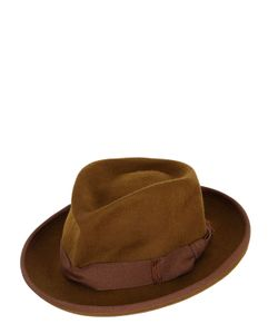 SUPERDUPER   Merino Wool Felt Panama Hat