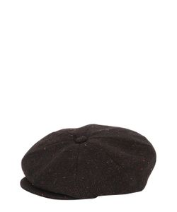 SUPERDUPER | Arrow Quilted Wool Twill Hat