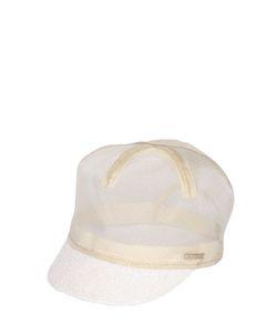 SUPERDUPER   Glittered Mesh Hat