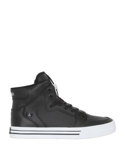 Supra | Vider Leather High Top Sneakers