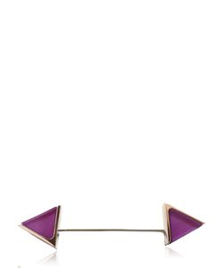 Sylvio Giardina | Seven 7 Double Triangle Pin
