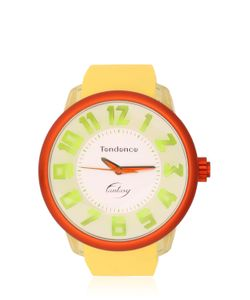 TENDENCE | Fantasy 3h Yellow Orange Watch