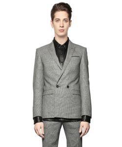 The Kooples | Prince Of Wales Cool Wool Jacket