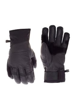 The North Face   Powder Guide Leather Ski Gloves