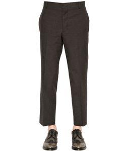Thom Browne | Unhemmed Cotton Pants