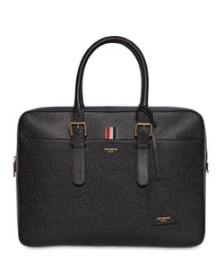 Thom Browne | Pebbled Leather Briefcase