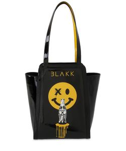 THOMAS BLAKK | Pipkin Coke Faux Leather Tote Bag