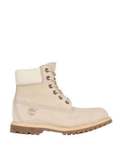 Timberland   20mm Classic 6-Inch Nubuck Boots