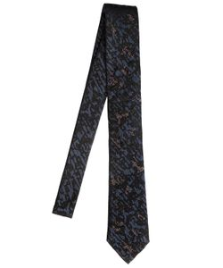 TITLE OF WORK | 6.5cm Hand-Beaded Silk Jacquard Tie