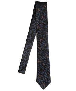 TITLE OF WORK | 6.5cm Hand-Beaded Silk Jacquard Tie