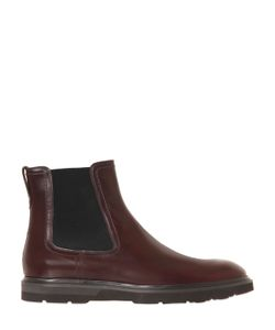 Tod'S | Brushed Leather Chelsea Boots