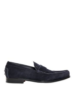 Tod'S | Boston Light Suede Loafers