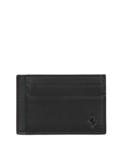 TOD'S FERRARI | Leather Card Holder