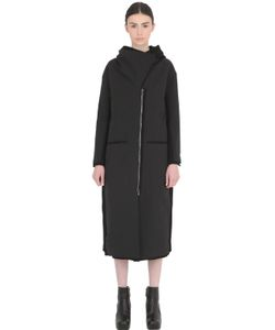 Transit Par-Such | Nylon Cotton Hooded Coat