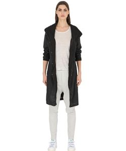 Transit Par-Such | Linen Duster Coat