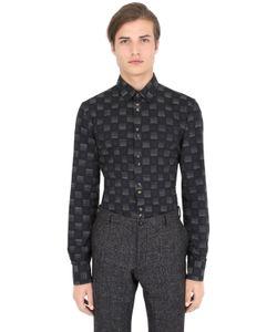 Trussardi | Check Cotton Shirt
