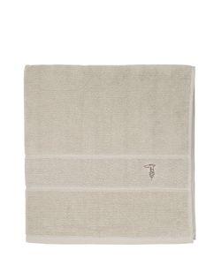 Trussardi | Prospero Collection Cotton Bath Towel