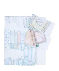 Trussardi | Book Collection Cotton Duvet Cover Set