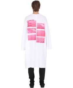 UNDERWATERLOVE+WHITEMILANO+HIGHSNOBIETY | The Incorporated Oversized T-Shirt