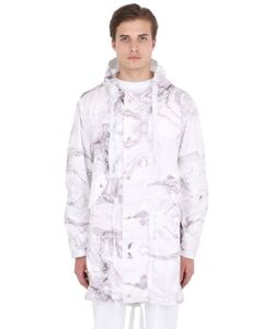 UNDERWATERLOVE+WHITEMILANO+HIGHSNOBIETY | Nilmance Nylon Printed Rain Coat