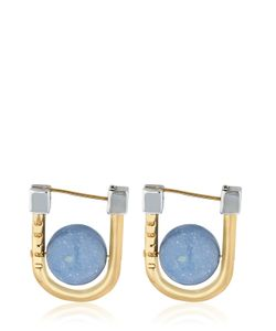 URIBE | Camille Angelite Earrings