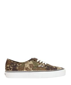 Vans | Star Wars Authentic Canvas Sneakers