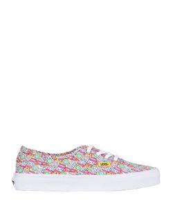Vans | All You Need Is Love Canvas Sneakers