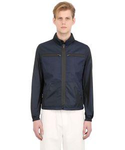 VASILY RAZDORSKIY | Waterproof Cotton Windbreaker Jacket