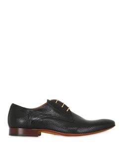 VE.NI. SHOES | Perforated Leather Derby Shoes