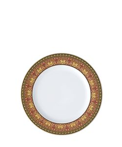 Versace | Medusa Red Porcelain Fruit Plate