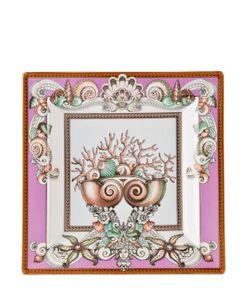 Versace | Les Étoiles De La Mer Square Dish