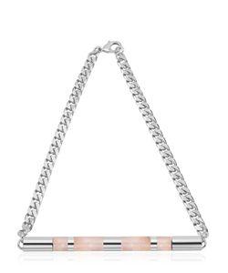 VITA FEDE | Cylinder Stone Necklace