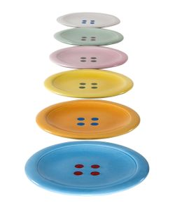 VITO NESTA | Beautoni Dishware Set Of 6 Dinner Plates