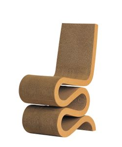VITRA | Wiggle Side Chair