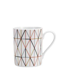 VITRA | Grid Set Of 6 Coffee Mugs