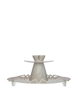 VITRUVIO DESIGN | Capodimonte Porcelain Centerpiece