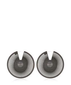 VOJD STUDIOS | Phase Statement Earrings