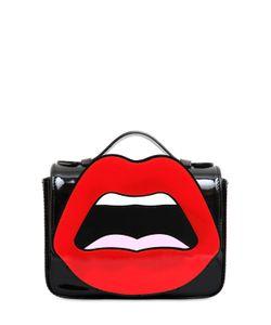 Yazbukey | Cest Ahh... Patent Leather Shoulder Bag