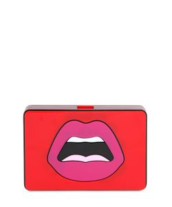 Yazbukey | Cest Ahh... Perspex Clutch